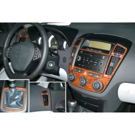 Kia Cee'd  Dash Trim Kit 3M 3D 8-Parts
