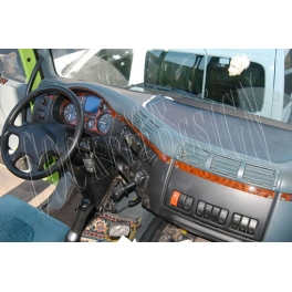 DAF CF  Dash Trim Kit 3M 3D 16-Parts