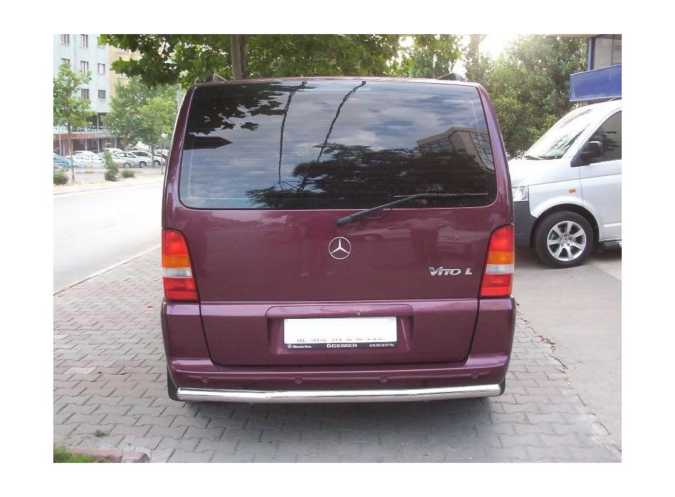 Mercedes Vito Mk1 W638 Rear Protection Bar Rbg01