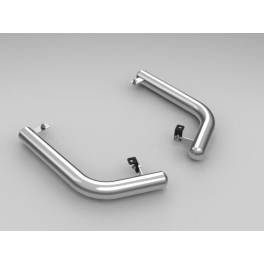 SUBARU Forester Mk3 Rear Corner Bars RCB01