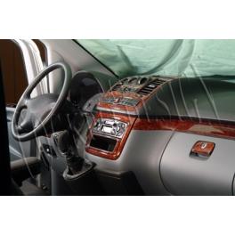Mercedes Vito Mk2 W639 Dash Trim Kit 3M 3D 31-Parts