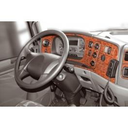 Mercedes HGV Axor  Dash Trim Kit 3M 3D 25-Parts