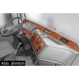 Mercedes HGV Actros  Dash Trim Kit 3M 3D 44-Parts