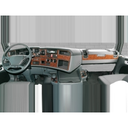 Scania R-Series  Dash Trim Kit 3M 3D 54-Parts