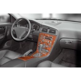 Volvo S60  Dash Trim Kit 3M 3D 10-Parts