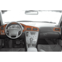 Volvo V70 Mk1 Dash Trim Kit 3M 3D 6-Parts
