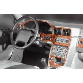 Volvo S90/V90  Dash Trim Kit 3M 3D 17-Parts