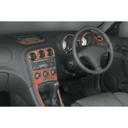 RHD Alfa Romeo 156   Dash Trim Kit 3M 3D 12-Parts
