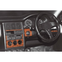 RHD Audi 80 B4 Dash Trim Kit 3M 3D 11-Parts
