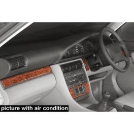 RHD Audi A6 C4 Dash Trim Kit 3M 3D 22-Parts