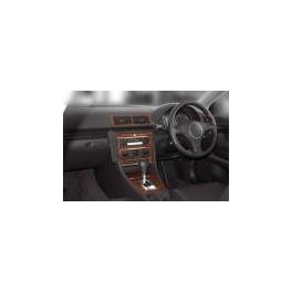 RHD Audi A4 8E Dash Trim Kit 3M 3D 11-Parts