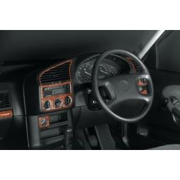 RHD BMW 3 Series E36 Dash Trim Kit 3M 3D 20-Parts
