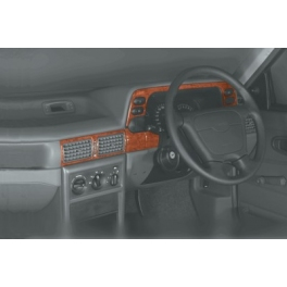 RHD Daewoo Nexia  Dash Trim Kit 3M 3D 16-Parts