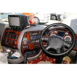RHD DAF LF  Dash Trim Kit 3M 3D 23-Parts
