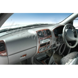 RHD Isuzu D-Max Mk1 Dash Trim Kit 3M 3D 6-Parts
