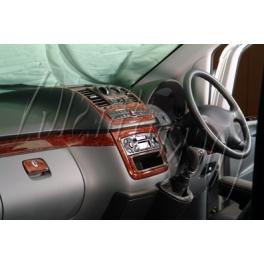 RHD Mercedes Vito Mk2 01.04 - 01.06 W639 Dash Trim Kit 3M 3D 22-Parts