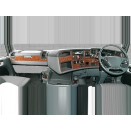 RHD Scania R-Series  Dash Trim Kit 3M 3D 54-Parts