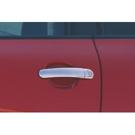 SEAT Leon/Toledo Mk1  Door Handle Covers 4 Pieces Slim Chrome S. Steel 304