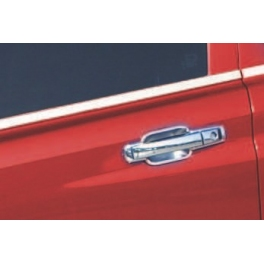 SSANGYONG KYRON   Door Handle Covers  Chrome S. Steel 304