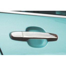 TOYOTA Auris   Door Handle Covers With hole for sensor Chrome S. Steel 304