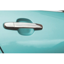 TOYOTA Avensis Mk3 T27  Door Handle Covers  Chrome S. Steel 304