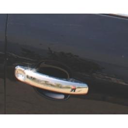 VOLKSWAGEN Amarok   Door Handle Covers  Chrome S. Steel 304