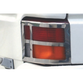 VOLKSWAGEN T4   Tail Lights Trims Chrome S. Steel 304