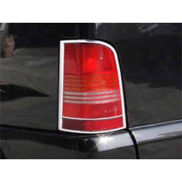 MERCEDES Vito  Mk1 W638  Tail Lights Trims Chrome S. Steel 304