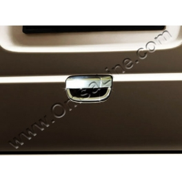 MERCEDES Vito  Mk2 W639 Tailgate Tailgate Handle Cover 3 Pieces Chrome S. Steel 304