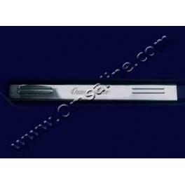 NISSAN Micra K12  Door sills 2 Pieces Chrome S. Steel 304