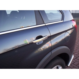 VAUXHALL Antara   Door Handle Covers  Chrome S. Steel 304