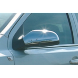 VAUXHALL Astra Mk5/H/III  Wing Mirrors Covers ABS Chromed