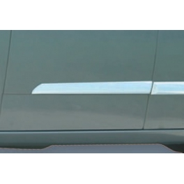 VAUXHALL Astra Mk5/H/III  Door Mouldings Trims 4 Pieces Chrome S. Steel 304