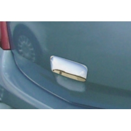 VAUXHALL Corsa D  Tailgate Handle Cover  Chrome S. Steel 304