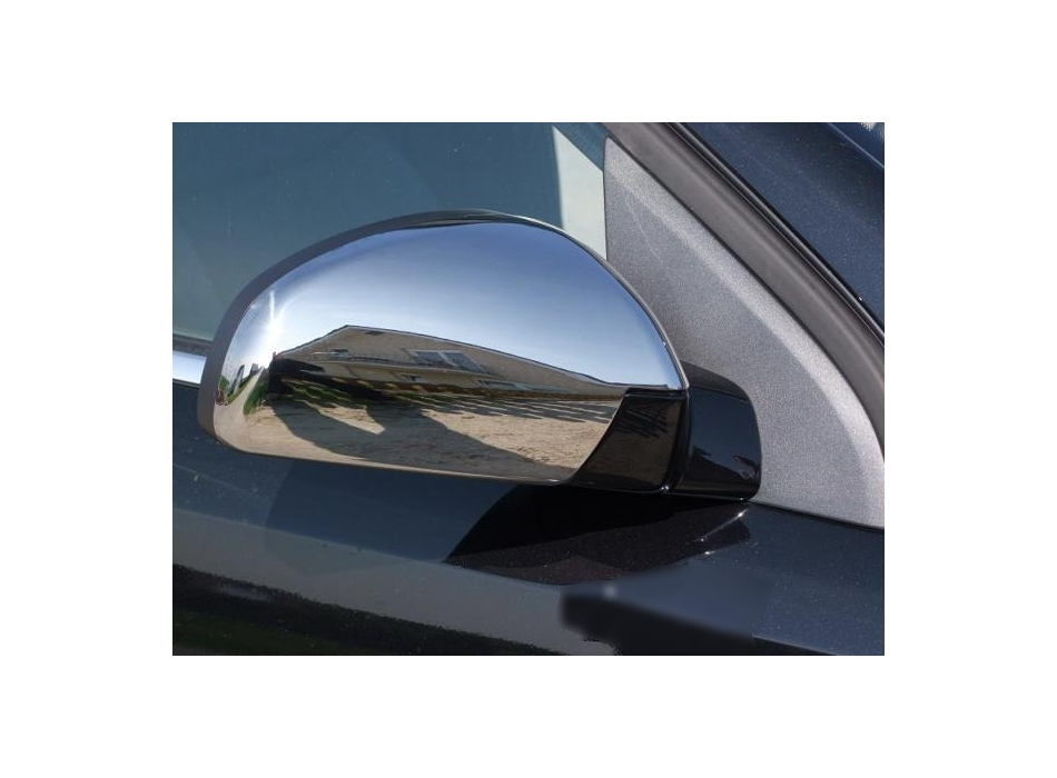 Vauxhall Vectra C Signum Wing Mirrors Covers Chrome S Steel 304