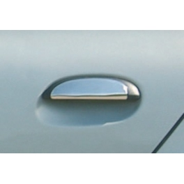 RENAULT Megane Mk1  Door Handle Covers 4 Pieces Chrome S. Steel 304