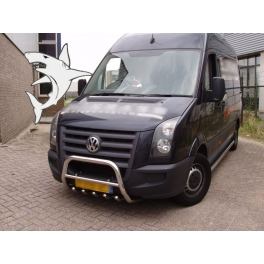 VOLKSWAGEN Crafter Front Bull-Bar With Bottom Grille FGBM01