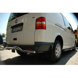 VOLKSWAGEN Transporter T5 Rear Protection W-Bar RBG02