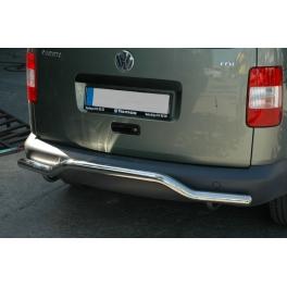 VOLKSWAGEN Caddy Mk3 2K Rear Protection W-Bar RBG02