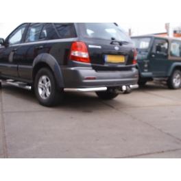 KIA Sorento Mk1 Rear Corner Bars RCB01