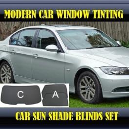 Stores rideaux pare-soleil sur mesure pour BMW 3 SERIES E90 2005-2012 2005-2010 3 fenêtres 12 supports