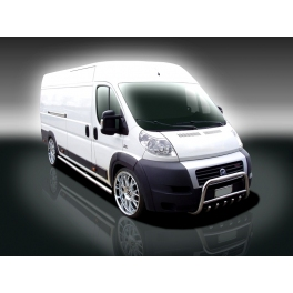 FIAT Ducato Mk3 Front Bull-Bar With Bottom Grille FGBM01