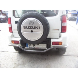 SUZUKI Jimny Rear Protection W-Bar RBG02