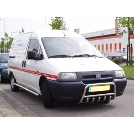 FIAT Scudo Mk1 Front Bull-Bar With Bottom Grille FGBM01