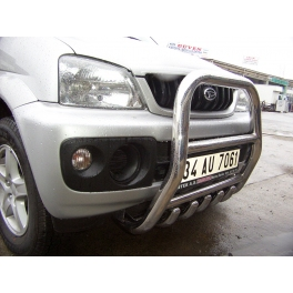 DAIHATSU Terios Mk1 Front Bull-Bar With Bottom Grille FGBM01
