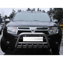 DACIA Duster Front Bull-Bar With Bottom Grille FGBM01