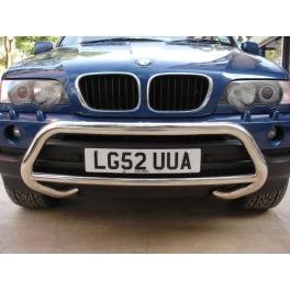 BMW X5 E53 Front A-Bar FBBM01