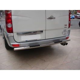 VOLKSWAGEN Crafter Rear Protection Bar RBG01