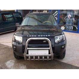 LAND ROVER Freelander Mk2 Front High Bull-Bar With Lower Grille FGBH01