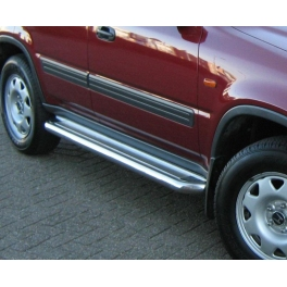 HONDA CR-V Mk1 S.Steel Running Boards SSC02